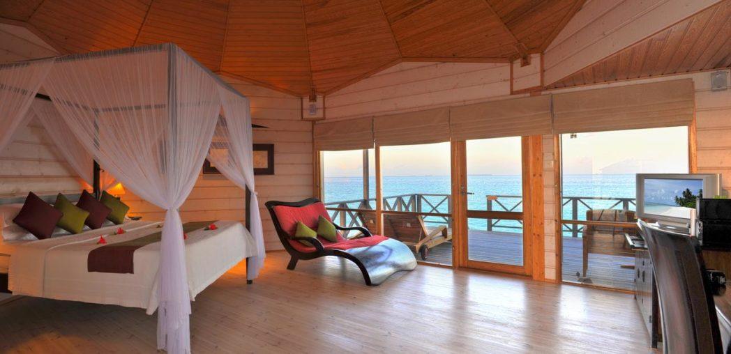 dobre hotele 5 gwiazdek malediwy