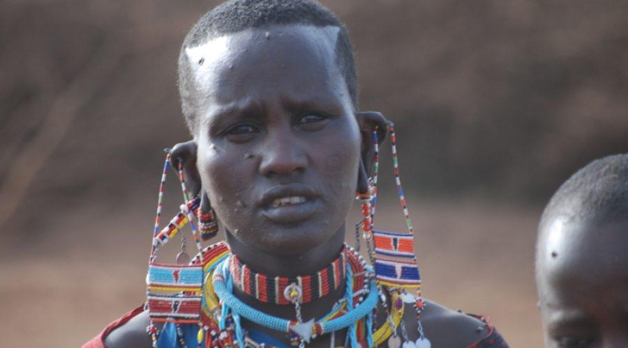 masajowie wkenii