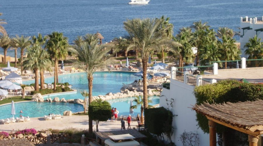luksusowe hotele egipt