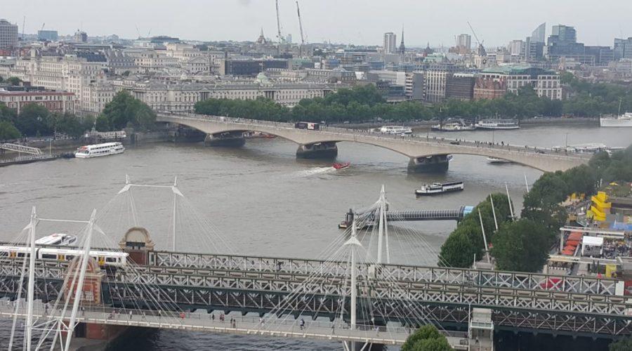 panorama Londynu