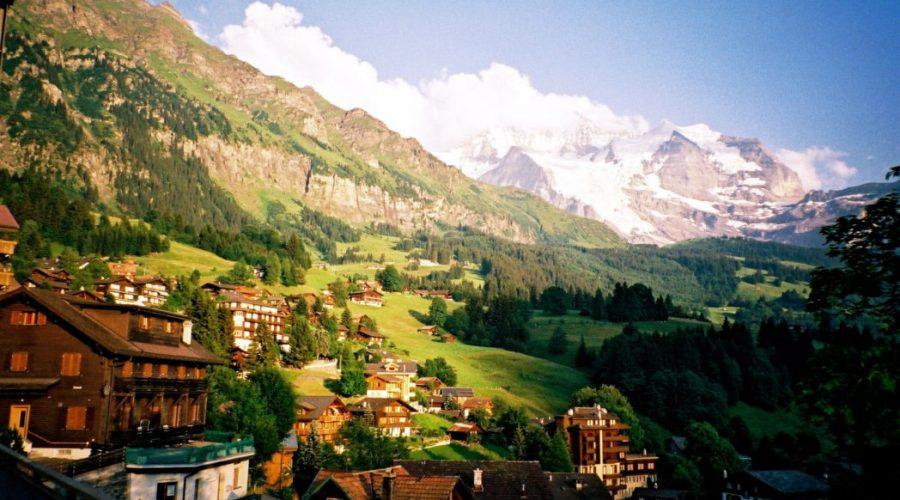 bilety lotnicze szwajcaria