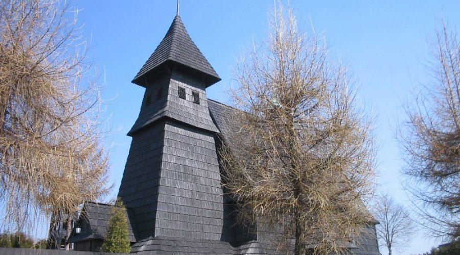 drewniane koscioly polski