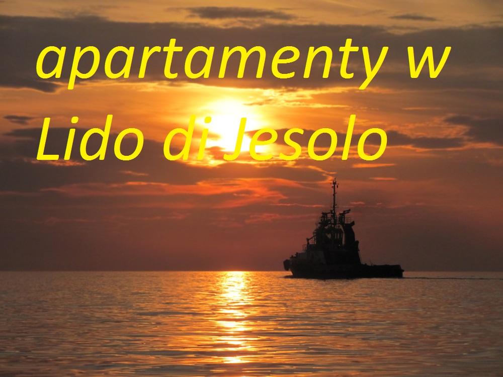 apartementy wakacyjne Lido di Jesolo rezerwacja online
