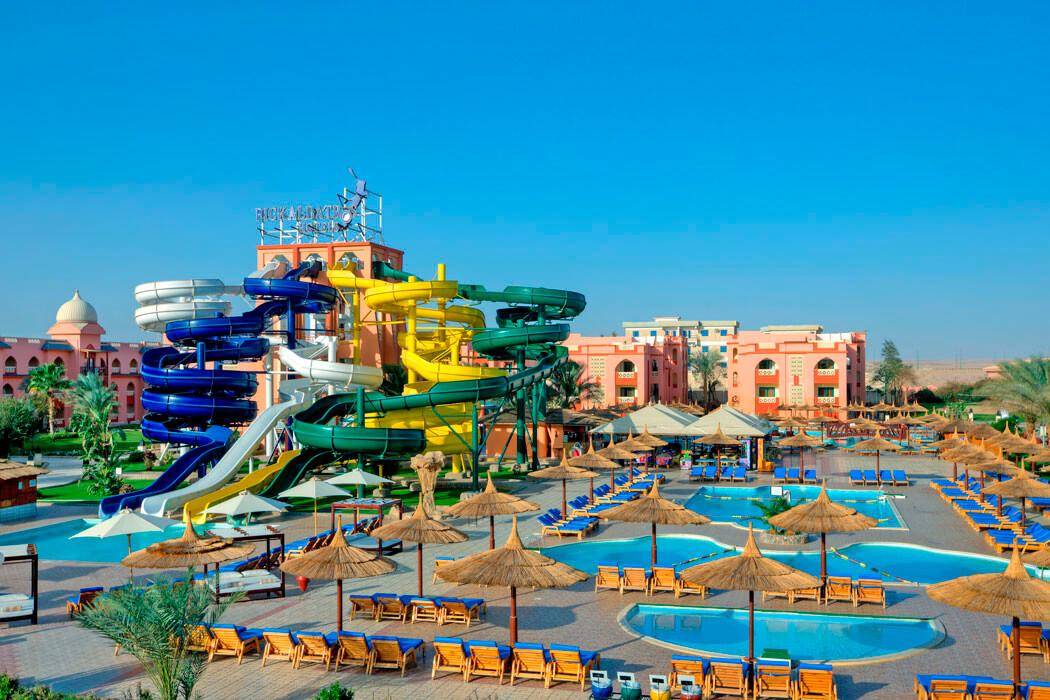 hotel Albatros Aqua Park wHurghadzie toświetny hotel dla rodzin zcenami last minute