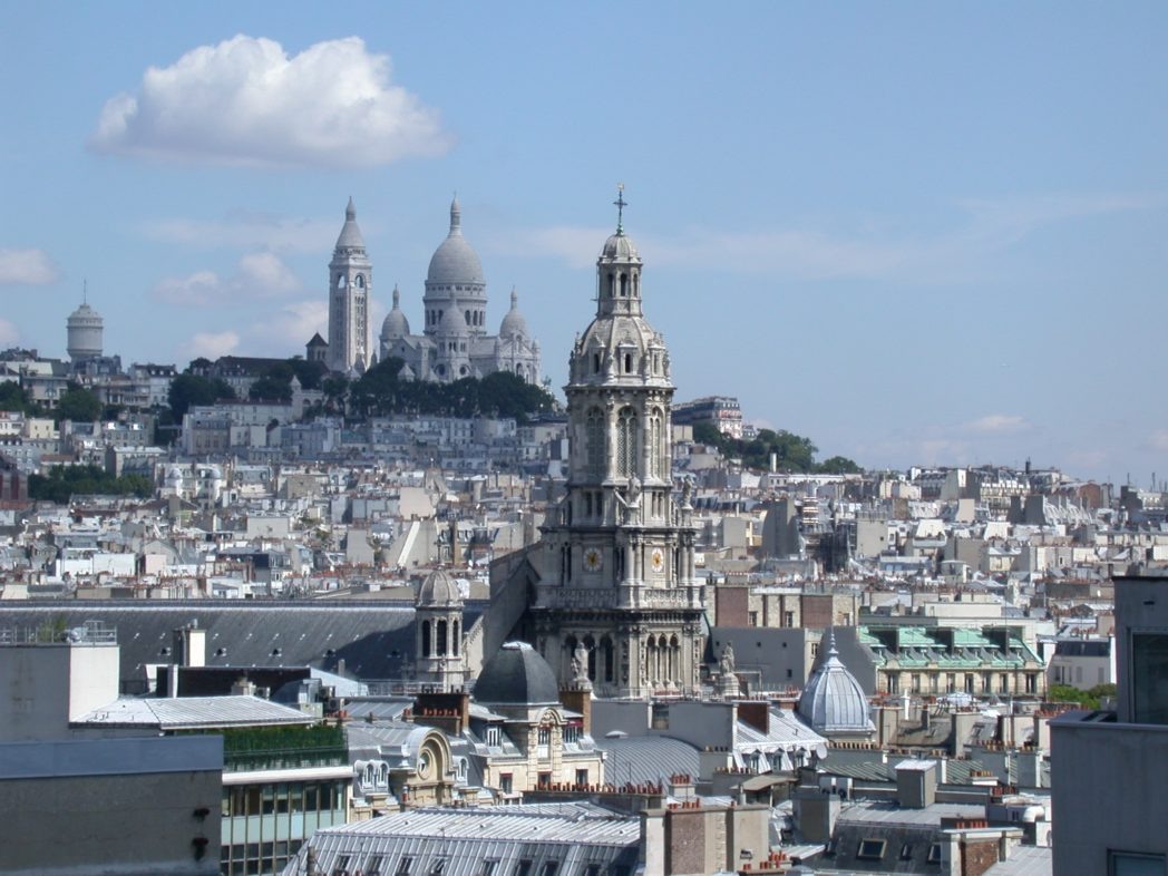 zwiedzanie paryza