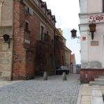 low cost accommodation in Sandomierz