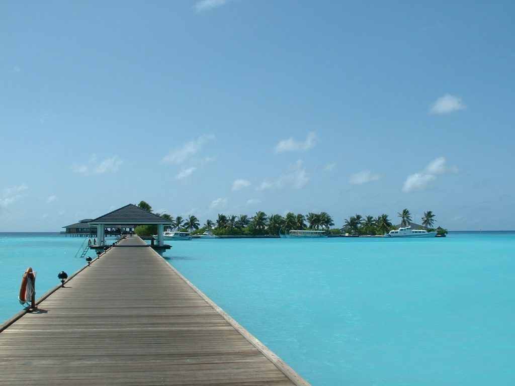maldives good hotels