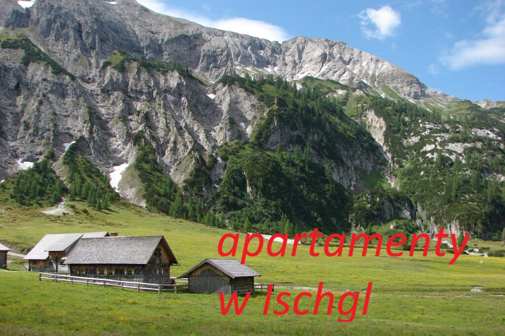 apartementy wakacyjne Ischgl rezerwacja online