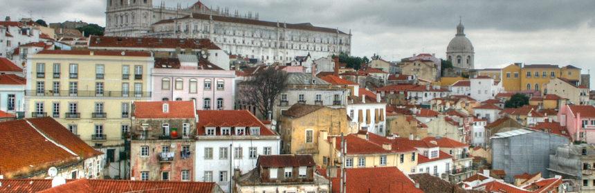 wycieczka do lizbony samolotem