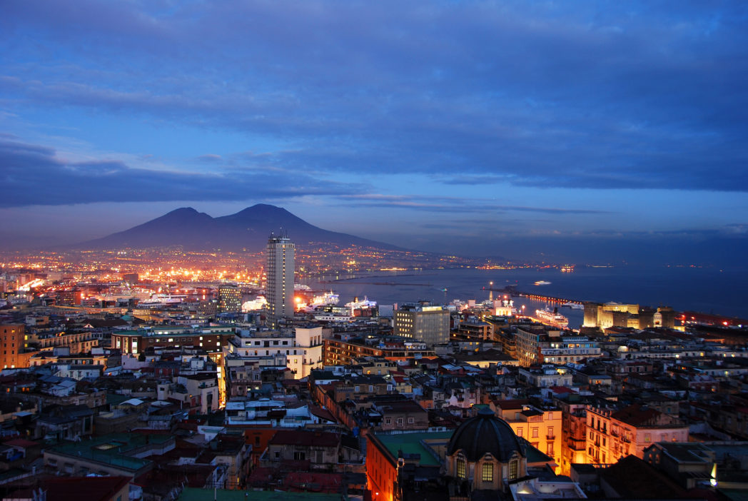 wycieczki capri neapol samolotem