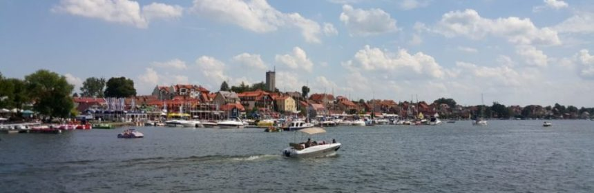 holidays at the Mazury Lakes in Poland