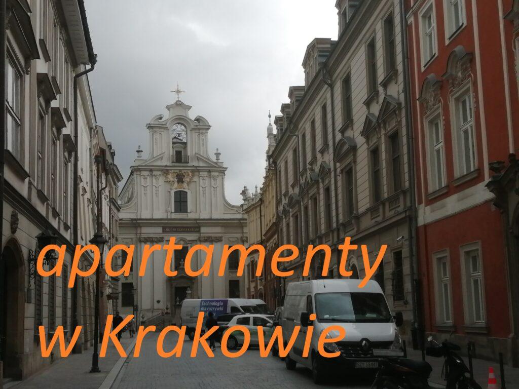apartementy wakacyjne Kraków rezerwacja online