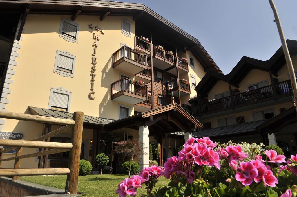 super hotel wVal di Fiemme zbezpłatnym autobusem dowyciągów