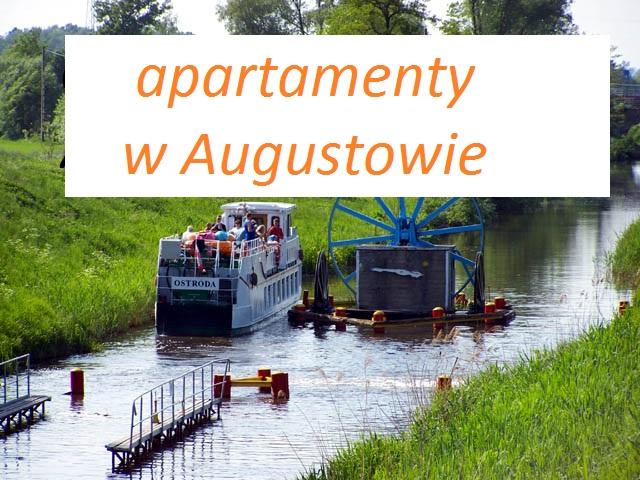 apartementy wakacyjne Augustów rezerwacja online