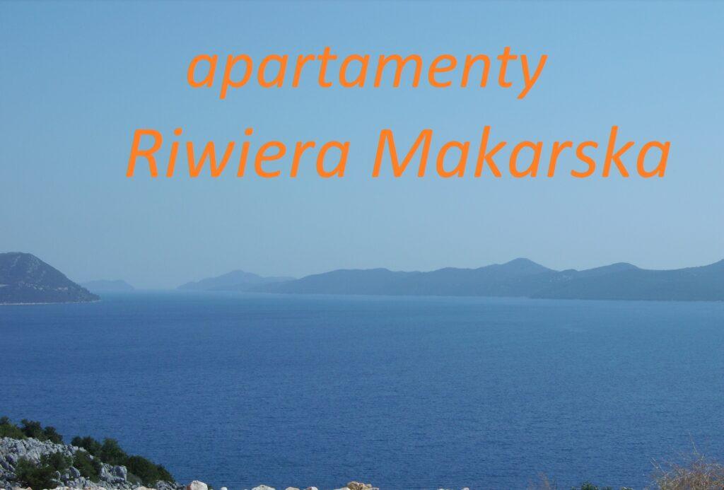 apartementy wakacyjne Makarska rezerwacja online