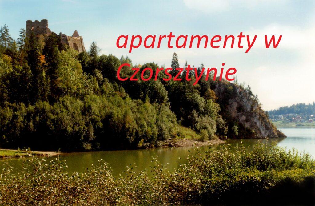 apartementy wakacyjne Czorsztyn rezerwacja online