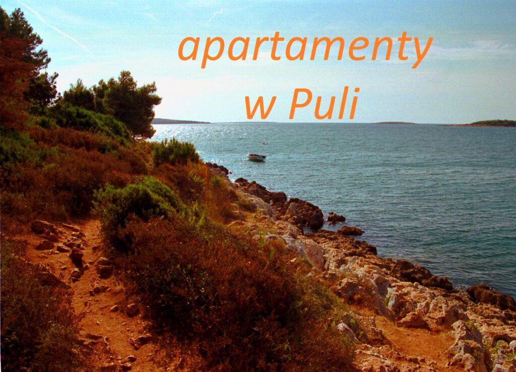 apartementy wakacyjne Pula rezerwacja online