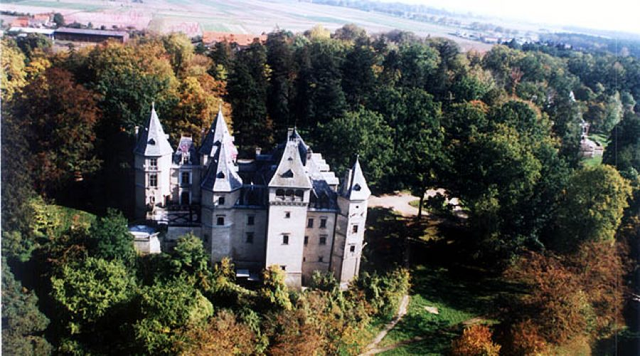 Polish mansions and castles