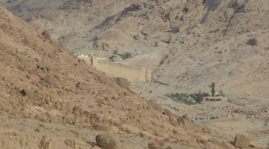 wycieczka nagore mojzesza