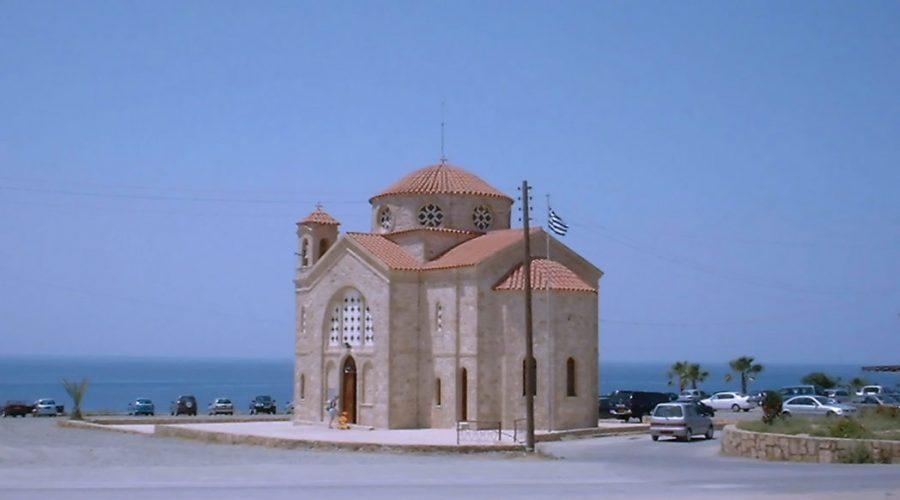 zabytki cypru
