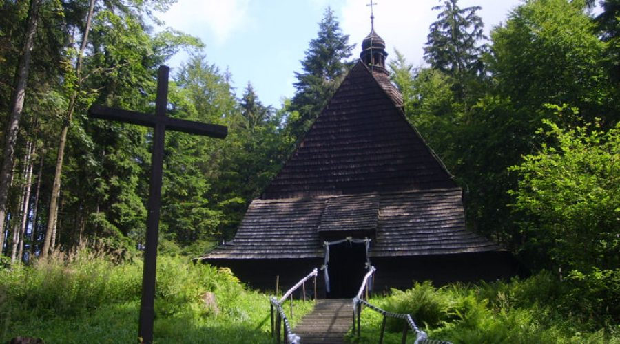 poland wooden churches