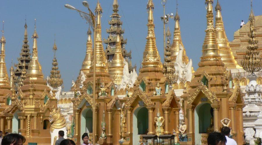 pagoda Swedagon