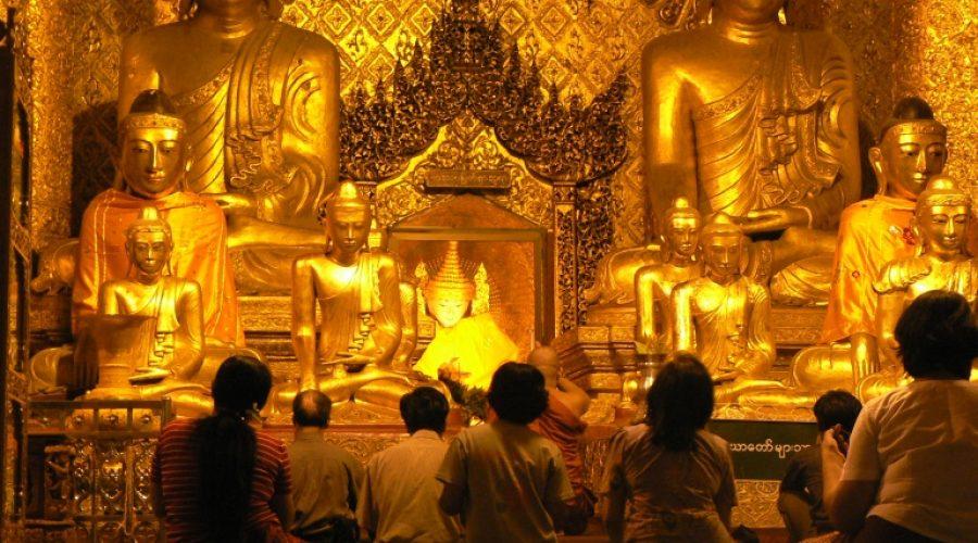 myanmar wycieczki objazdowe