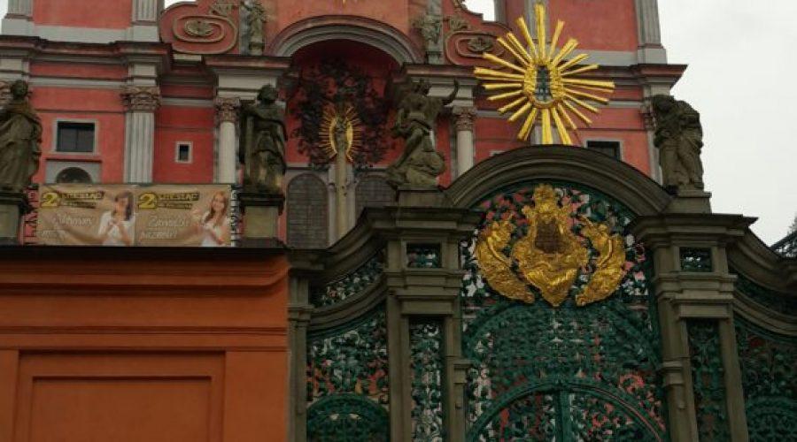 polskie sanktuaria maryjne