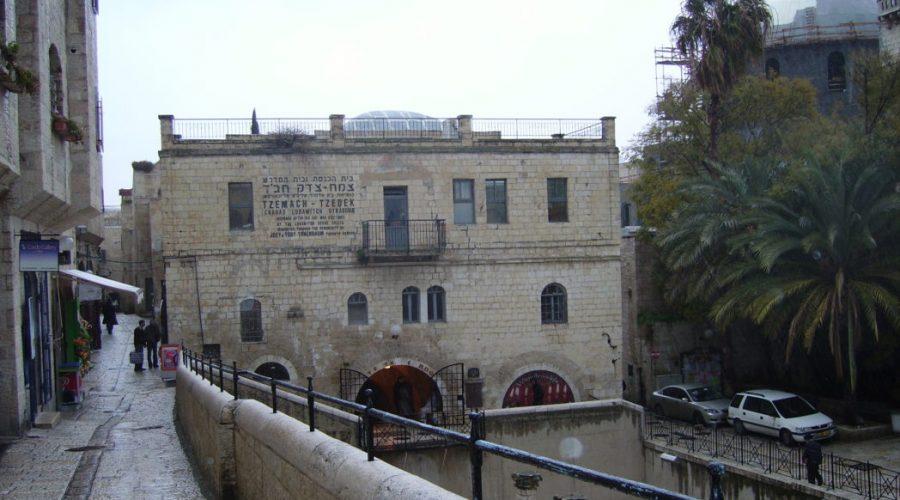 przeloty izrael
